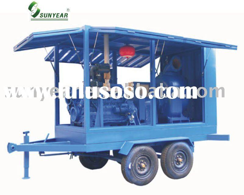 Intelligent Movable Diesel Feed Water Pump