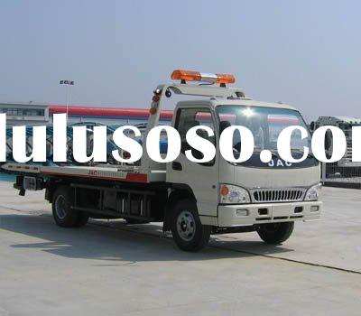 JAC tow truck, towing vehicle, used tow truck 6000-7000kg