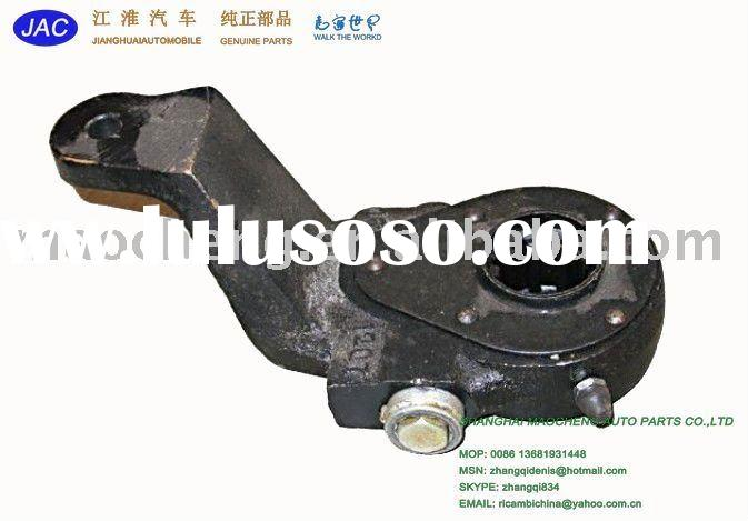 JAC truck tractor parts 6*4 4*2 spare parts steering knuckle arm left and right