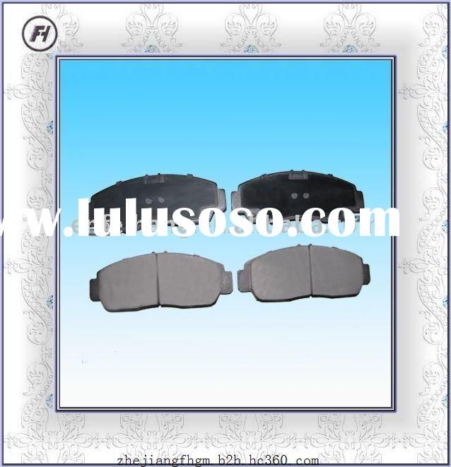 JAPANESE ENVIRONMENT PROTECT BRAKE PADS