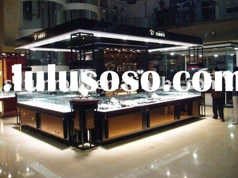 Jewelry Display Case,Showcase,Display Cabinet,Showroom Design
