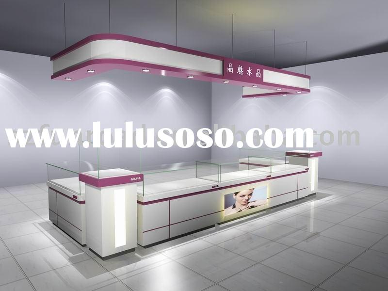Jewelry Display Case,Showcase,Display Stand,Shop Showroom Design