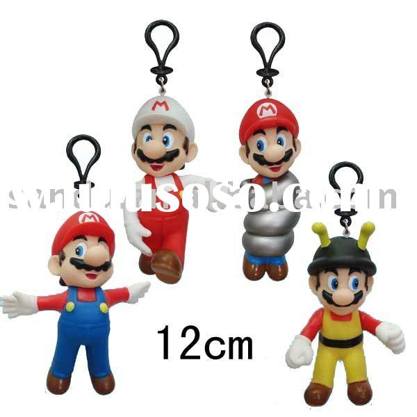 Keychain of Super Mario Brothers