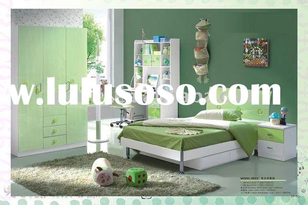 Kid's bedroom furniture set furniture kids study table