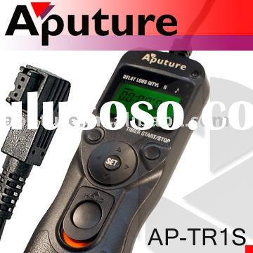 LCD Timer Remote Shutter cord/control/switch/release/cable for Sony Alpha a100, a200, a350, a700 (AP