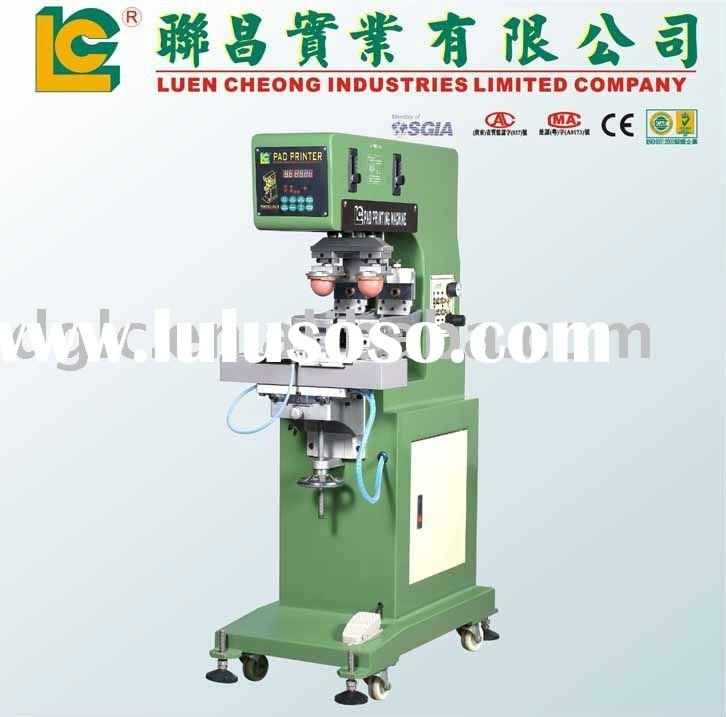 LC-PM2-150/2 Color Pad Printing Machine with Shuttle