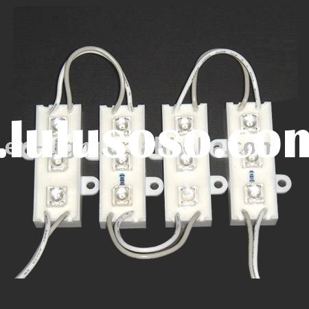 LED Back light waterproof led module channel letter led