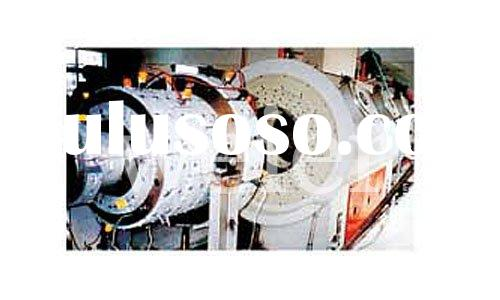 Large Diameter Thin Wall Pipe Production Line