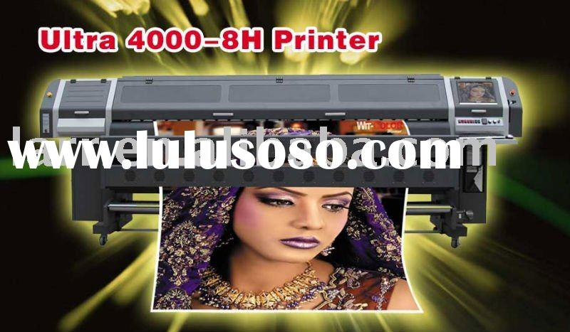 Larr Ultra 4000 High Resolution Solvent printer