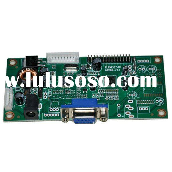 Lcd driving board for LCD monitor repair
