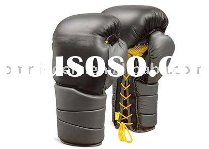 Leather/PU Boxing Gloves/Boxing Equipments
