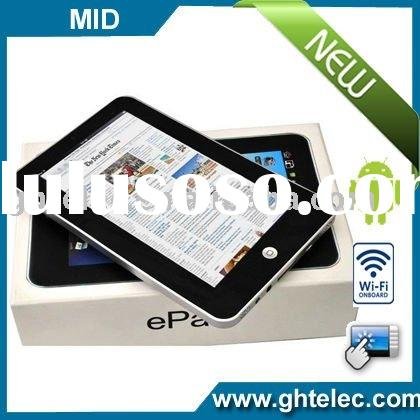 MD02-Hot sell table pc touch screen