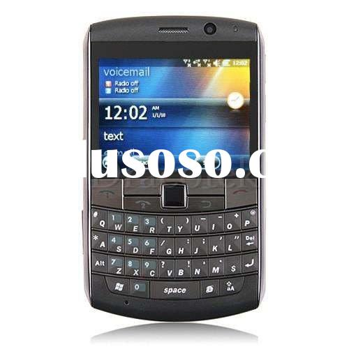 MFU WFU W7 Smart Phone PDA GPS Windows Mobile 6.5 Black