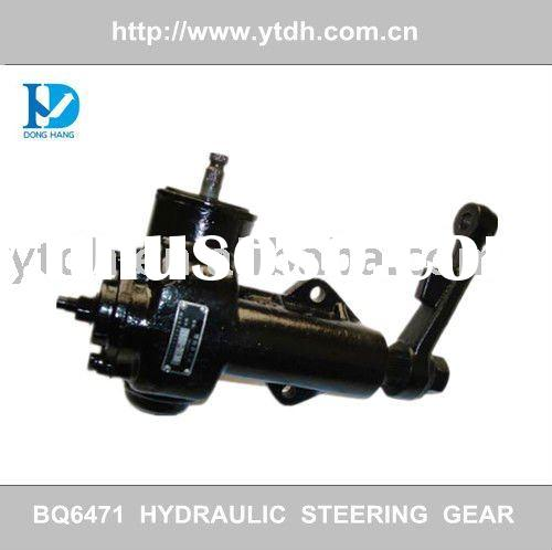 Manual Steering gear for Great Wall pickup auto parts