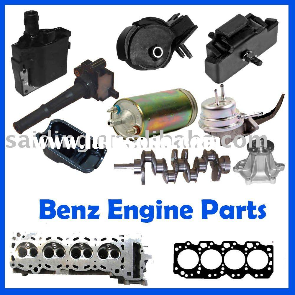 mercedes benz spare parts w140 w210 w211 w220 for sale