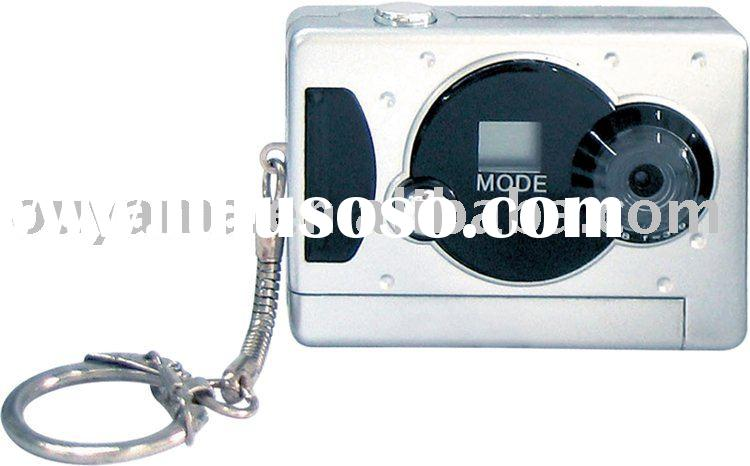 Mini Keychain Digital Camera