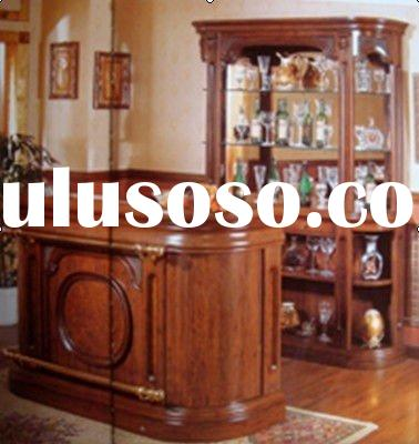 Mini bar furniture/antique bar furniture/bar set OYF-9002