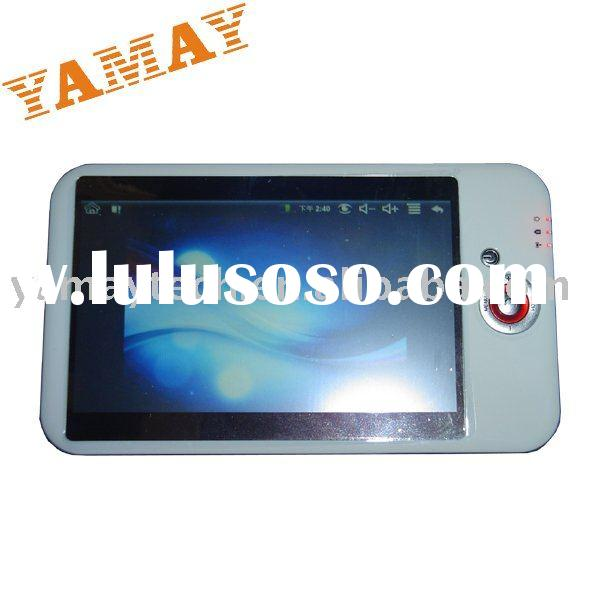 Mini computer with Google Android Operating System, and 7-inch Wide Screen Display