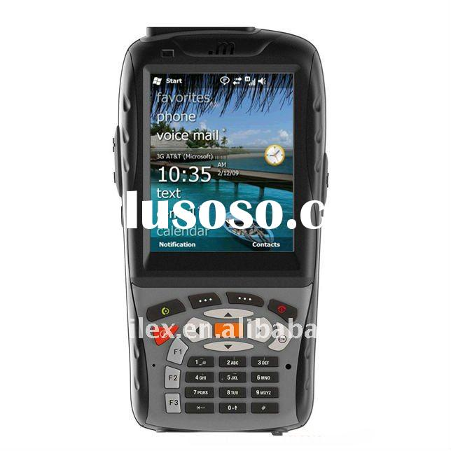 Mobile Industrial Touch Screen PDA supports WIFI,GPRS,GPS(MX8800)
