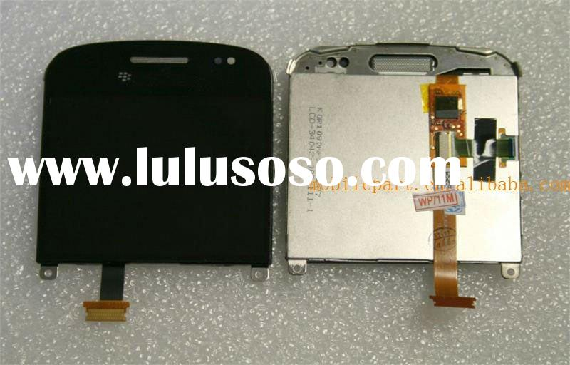Mobile Phone part LCD Screen+ Digitizer for Blackberry 9900 , 9930