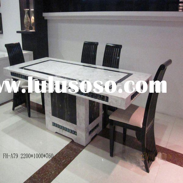 Ginotti Natural Marble Pedestal Table GDT6401A For Sale Price China Manufac