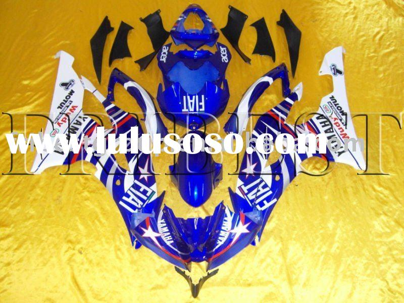 Motorcycle fairing kit for YZF R6 08 09 2008 2009 FIAT 2