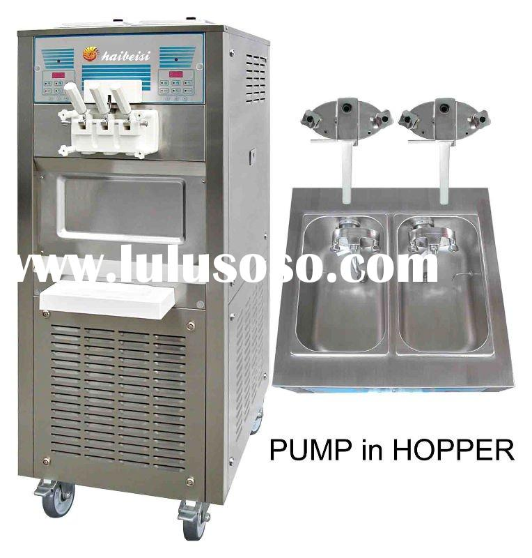 N368A Haibeisi commercial soft ice cream machine