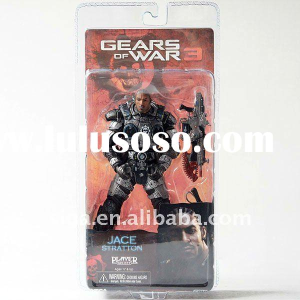 """NECA GEARS OF WAR 3 JACE STRATTON ACTION FIGURE 7"""""""