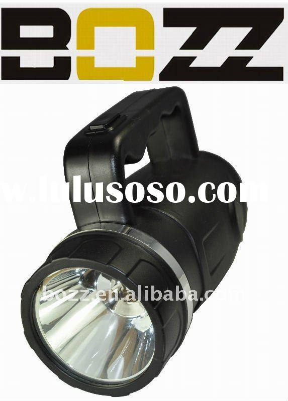 NEWEST 2011 Super bright 25000lux/270Lm 3000 meter USA CREE 3W rechargeable camping portable LED han