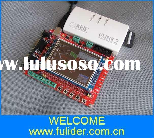NEW ULink STM32 F103ZE T6 development board with FSMC,NAND/NOR FLASH and 2.8inch or 3.2inch TFT touc