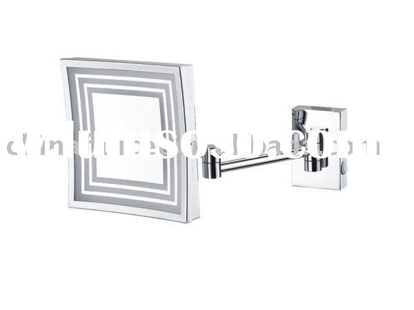 NEW:Wall Magnifying Shaving Mirror LED