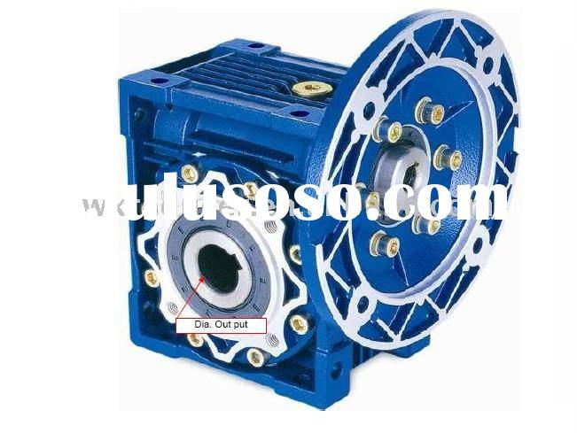 NMRV worm reduction gear boxes