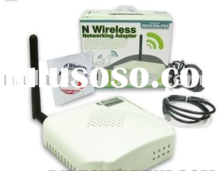 N Wireless Networking Adaptor for XBOX360 PS3