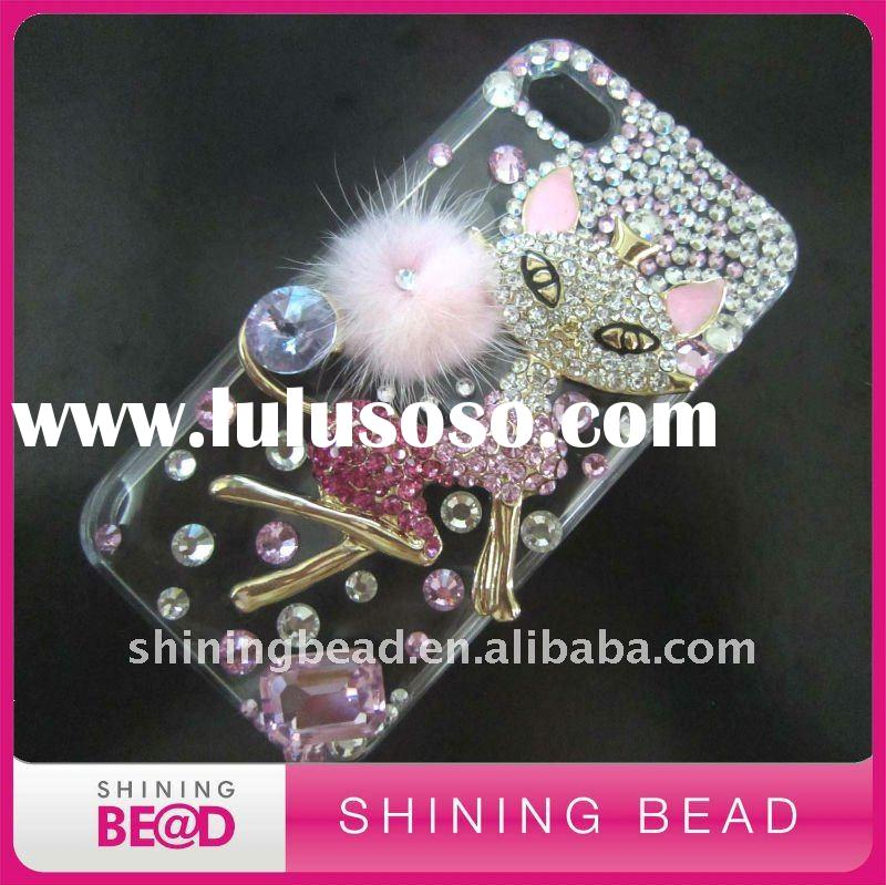 New Design Rhinestone Cell Phone Cases