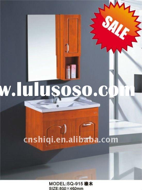 New!Style!Wooden Wall Mounted Bathroom Furniture/Aluminium Kitchen Cabinet