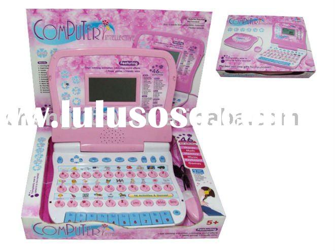 New style for 2011 kids laptop learning machine CJ-0421457