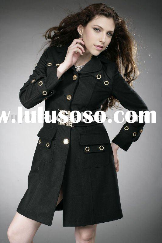 Newest Design Women Winter Coat