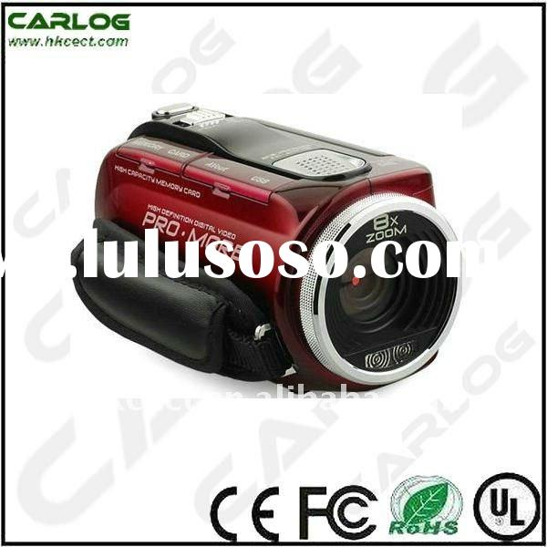 Newest design in 2011 ! 2.7 inch color LCD digital video camera with USB cable