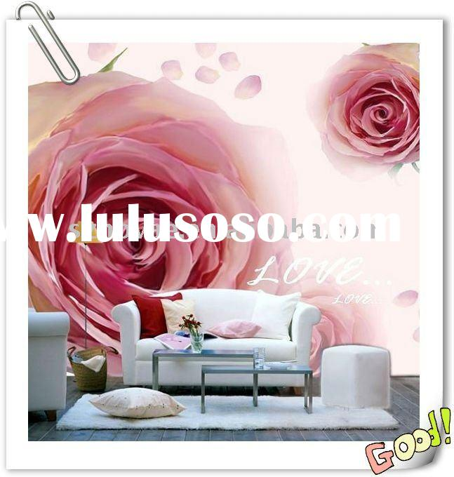 Non-woven Fabric Large Size Wall Paper Sticker