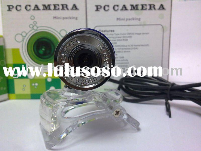 PC-Camera MP500 Color CMOS Image Sensor USB interface Webcams