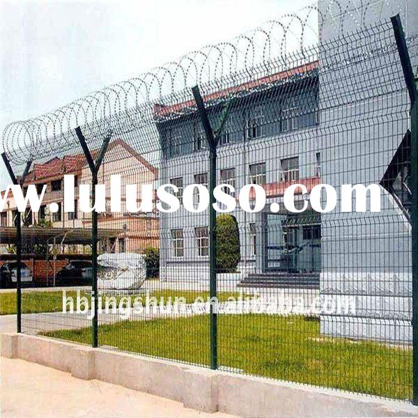 PVC Airport Fence