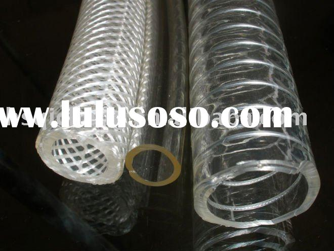 PVC Clear Hose(transparent hose)/PVC Single Hose