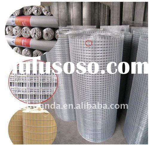 PVC Coated Galvanized Welded Mesh Wire