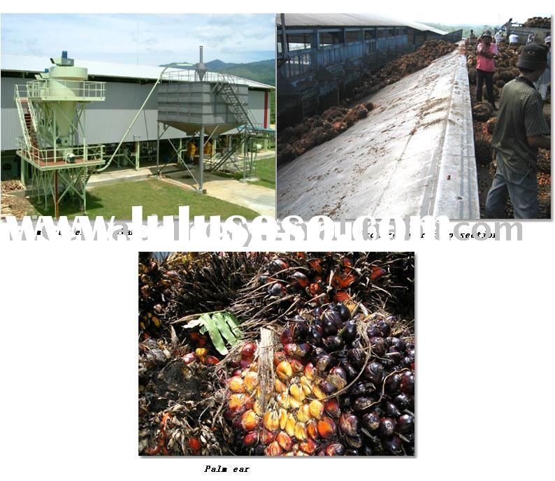 Palm oil extraction plant equipment