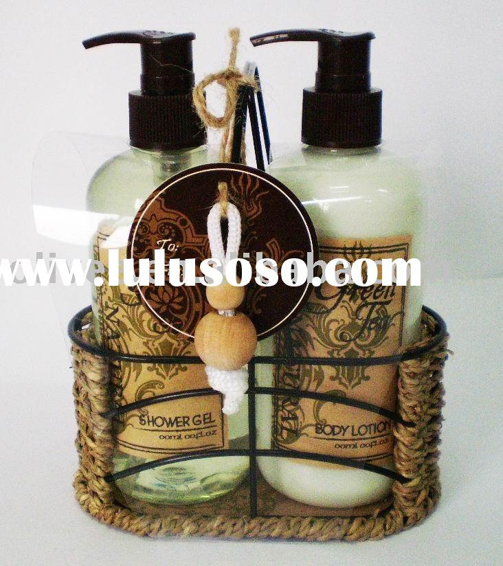 Plant fragrance anti-itch SPA personal care product/shower gel/body&bath