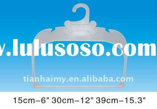 Plastic hanger for suit,set,children