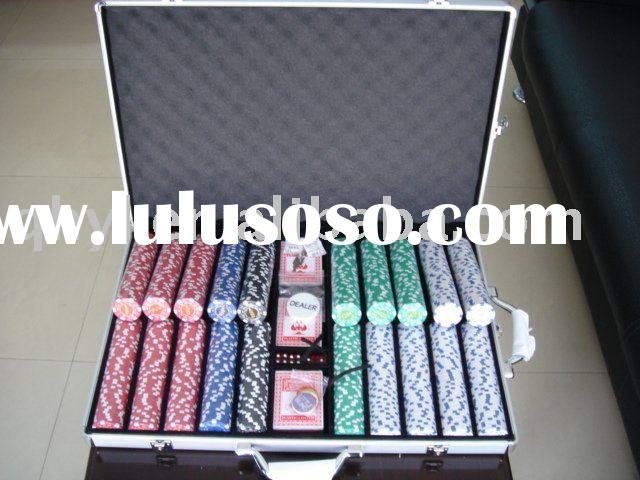 Poker Chip Set 1000 pcs