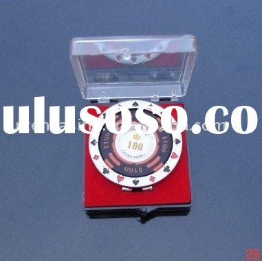Poker Money Clip,money clip,card guard