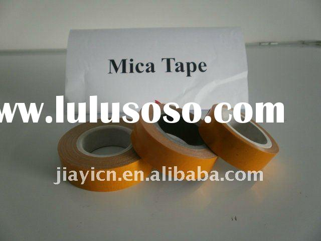 Polyimide film glass cloth mica tape