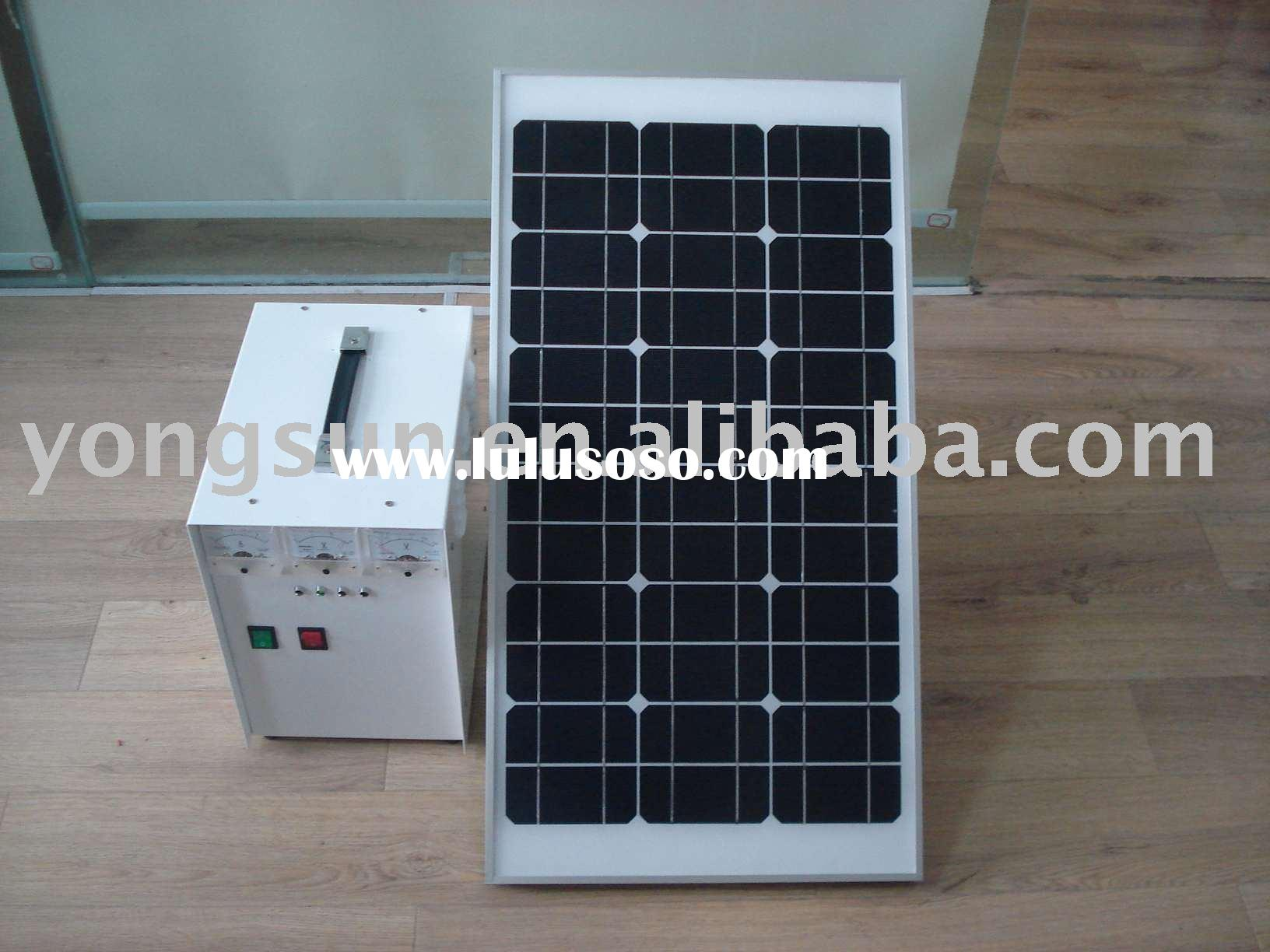 Portable Solar Power Kits
